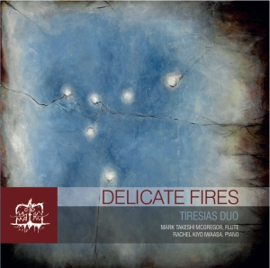 Delicate Fires Cover New