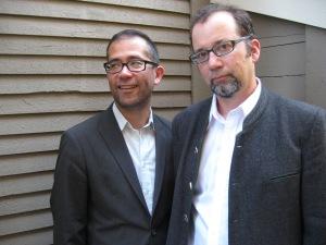 Mark Takeshi McGregor, flute; Michael Murray, organ
