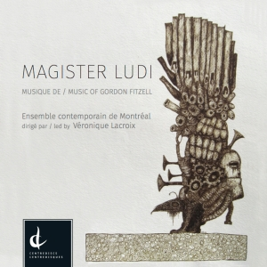 Cover art for Magister Ludi