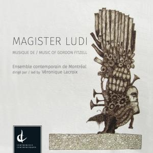 Cover art for Magister Ludi
