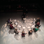 "Tempest Flute Ensemble performing Tsurumoto's ""Cursor 4"""