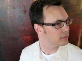 Gregory Lee Newsome, whose piece Ambitus will be premiered on October 16th