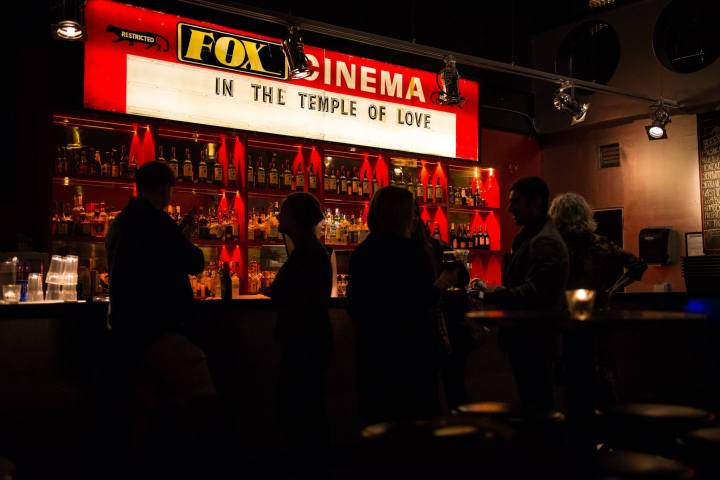 Vancouver's Fox Cabaret, the perfect venue for National InQueeries. Photo by Jan Gates.