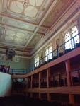 Capela Santa Maria, where I performed for the SiMN